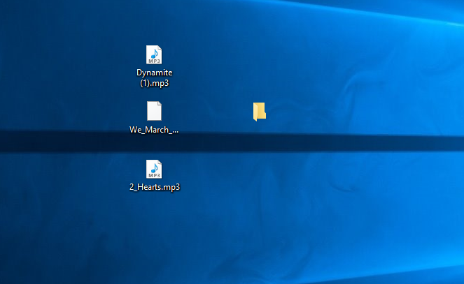 How to hide files and folders on windows 10